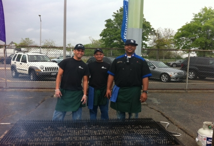 Grillin' for a Good Cause